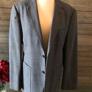 Tailored fit blazer by Hugo Boss